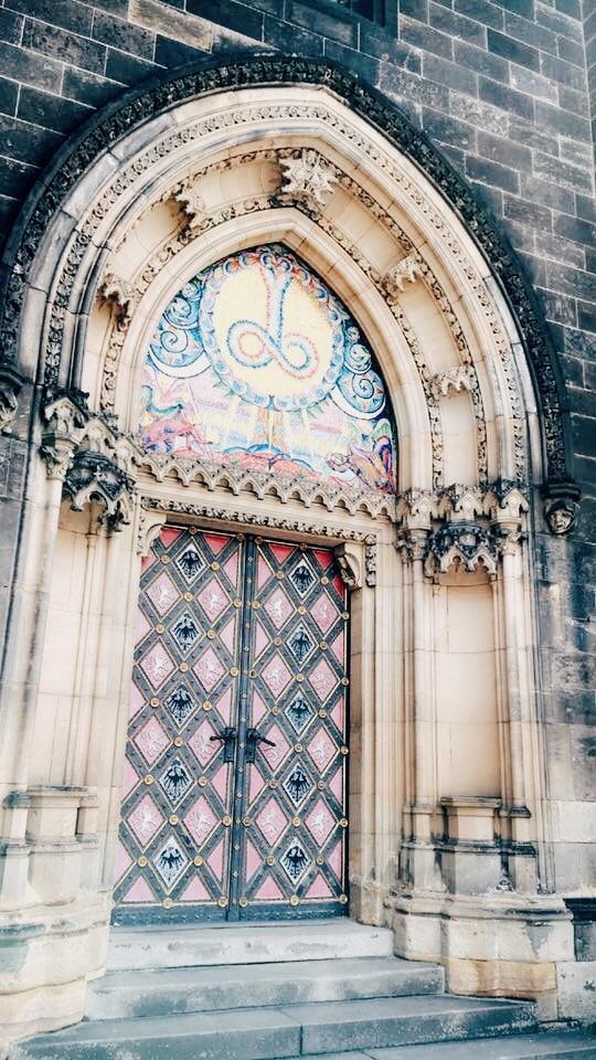 Vysherad, Prague: Basilica of St. Peter and St. Paul